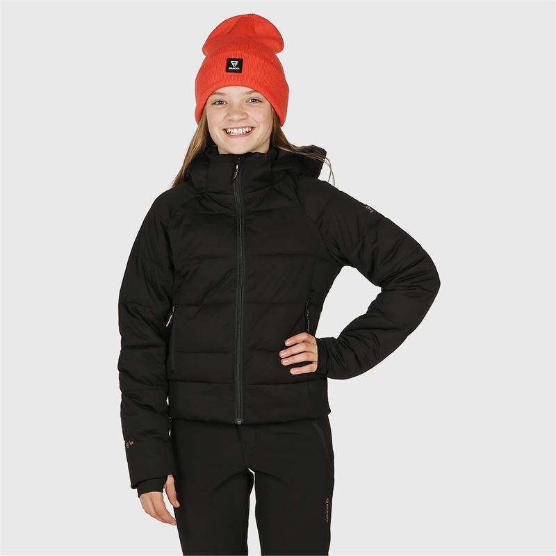 Brunotti Firecrown-JR  (black) - girls snow jackets - Brunotti online shop