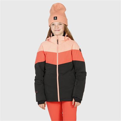 Brunotti Okalani-JR Girls Snowjacket. Verfügbar in 140,152,164,176 (2024123609-0380)
