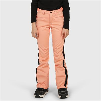 Brunotti Silvereye-JR Girls Softshellpant. Beschikbaar in 140,152,164,176 (2024125657-0380)