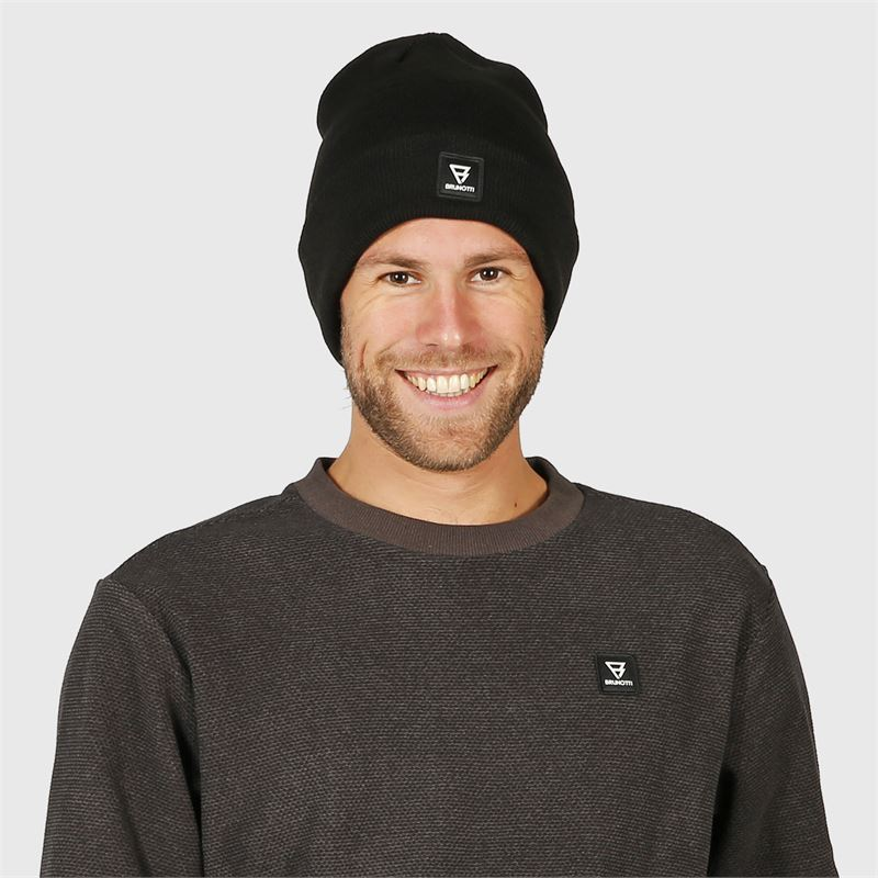 Brunotti Courchevel  (schwarz) - damen beanies - Brunotti online shop