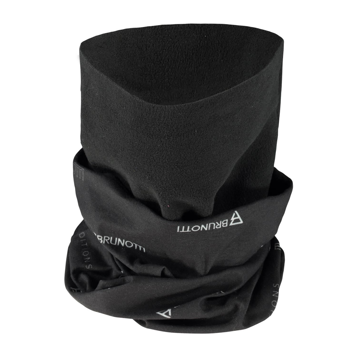 Brunotti Twostroke  (black) - men scarves - Brunotti online shop