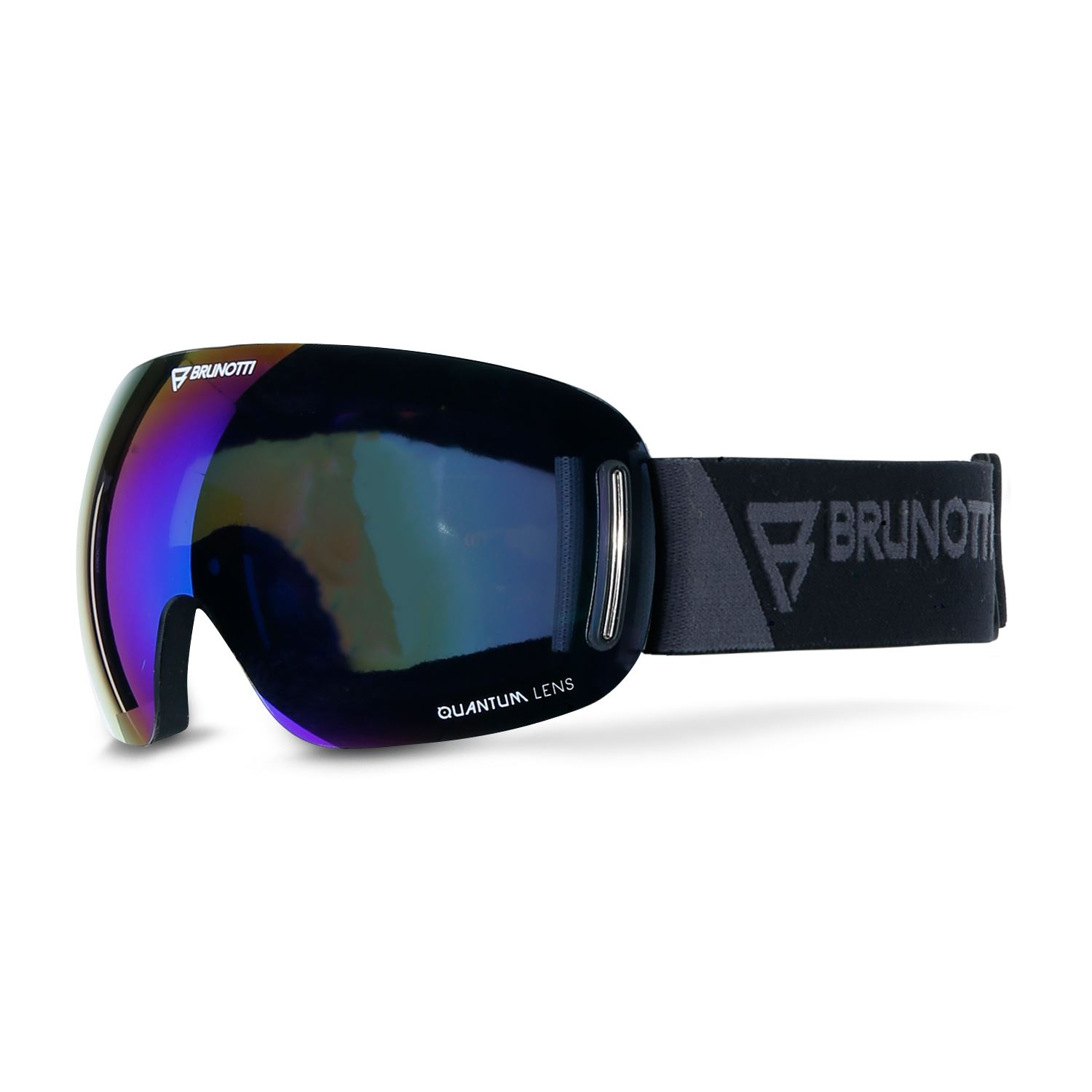 Brunotti Speed  (grijs) - heren ski / snowboard brillen - Brunotti online shop