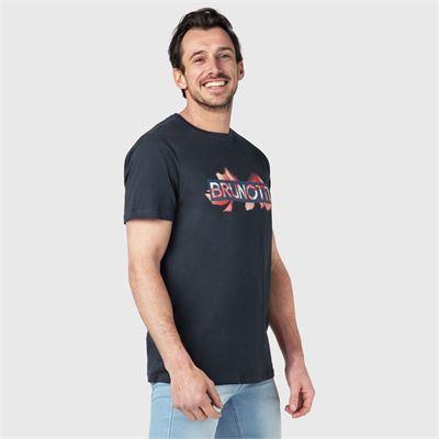 Brunotti Tyson Men T-shirt. Verfügbar in S,M,L,XL,XXL,XXXL (2111100155-7999)