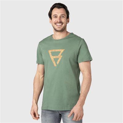 Brunotti Tajo Men T-shirt. Verfügbar in M,L,XL,XXL,XXXL (2111100173-6500)