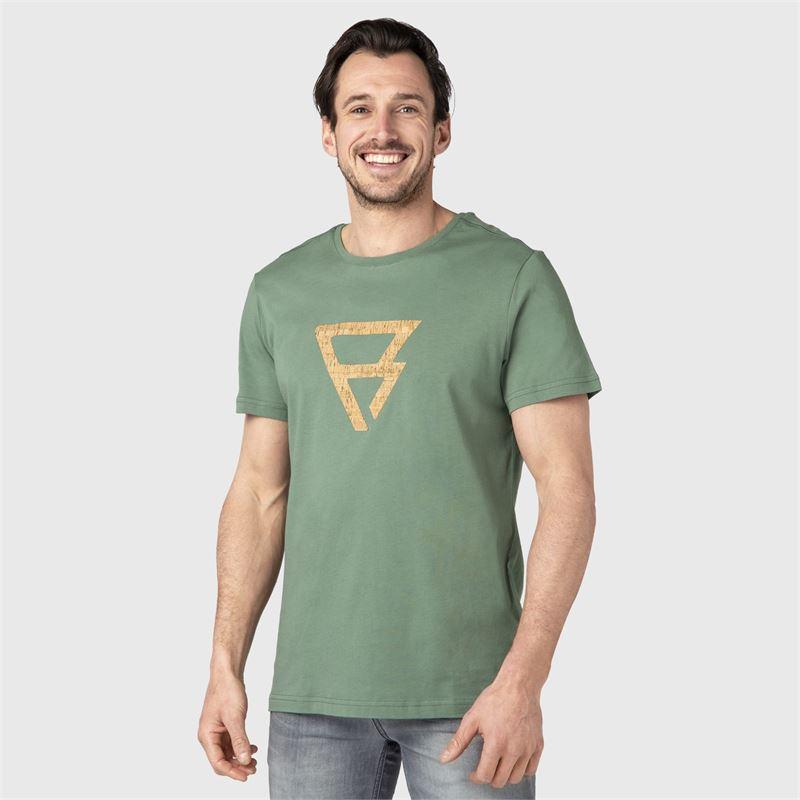 Brunotti Tajo  (green) - men t-shirts & polos - Brunotti online shop