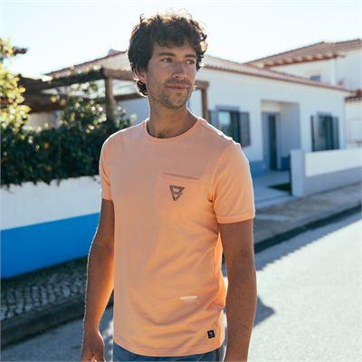 Brunotti Teyo Men T-shirt. Available in M,L,XL,XXL,XXXL (2111100175-2497)