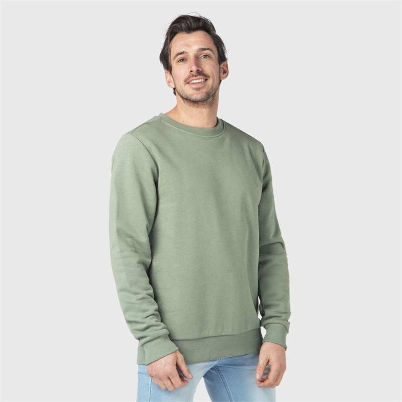 Brunotti Notcher  (groen) - heren truien & vesten - Brunotti online shop