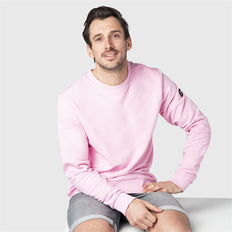 Brunotti Notcher  (rosa) - herren sweatshirts & sweatjacken - Brunotti online shop