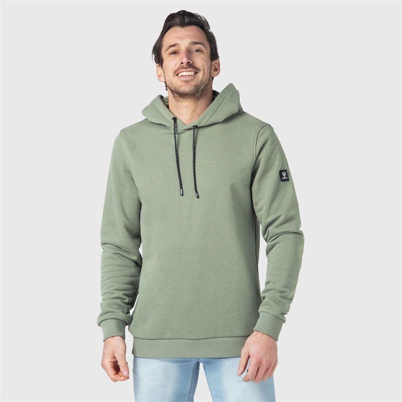 Brunotti Patcher-N  (groen) - heren truien & vesten - Brunotti online shop