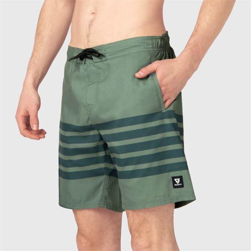 Brunotti Severo  (green) - men swimshorts - Brunotti online shop