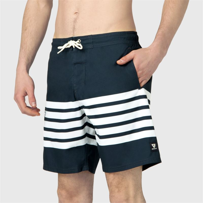 Brunotti Severo  (blau) - herren schwimmshorts - Brunotti online shop