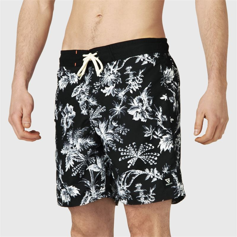 Brunotti Frye-Zip-AO  (black) - men swimshorts - Brunotti online shop