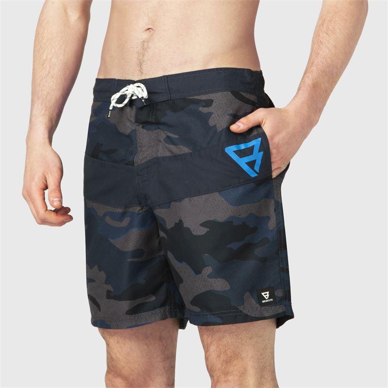Brunotti Raymond  (blue) - men swimshorts - Brunotti online shop