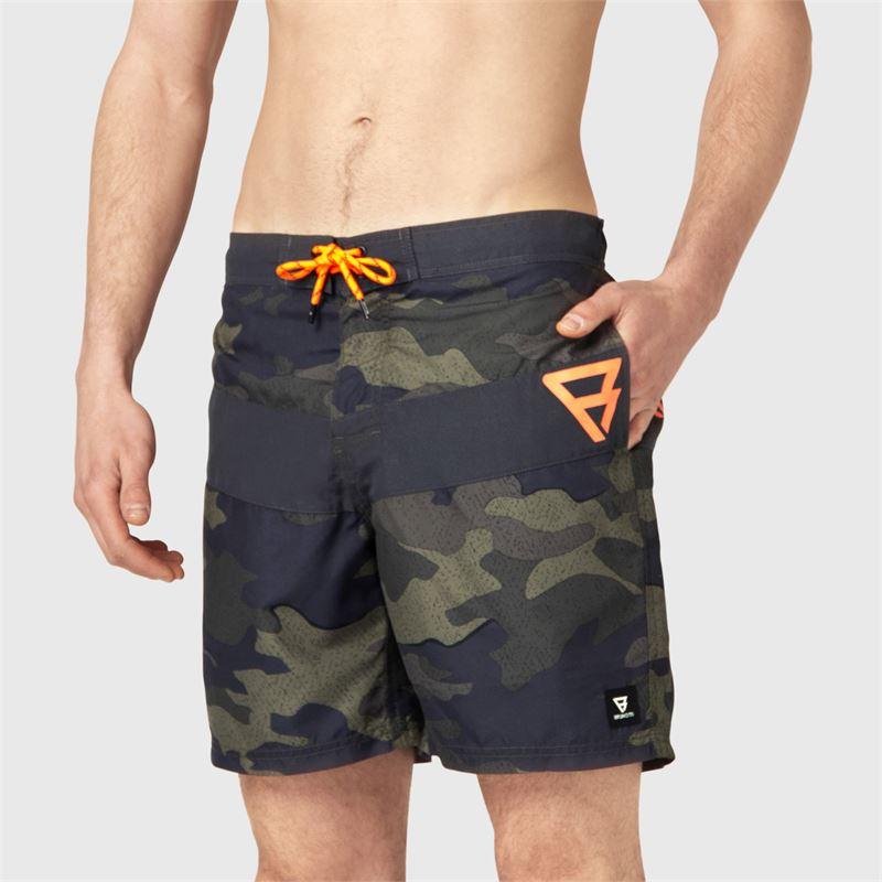 Brunotti Raymond  (grey) - men swimshorts - Brunotti online shop