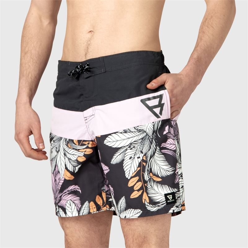 Brunotti Raymond  (black) - men swimshorts - Brunotti online shop