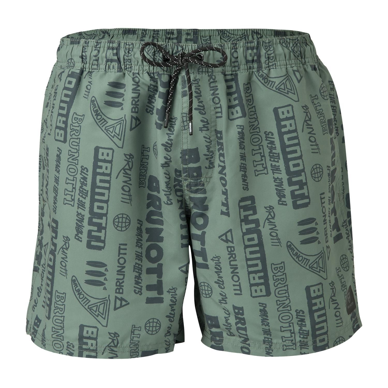Brunotti Craloo-AO  (green) - men swimshorts - Brunotti online shop