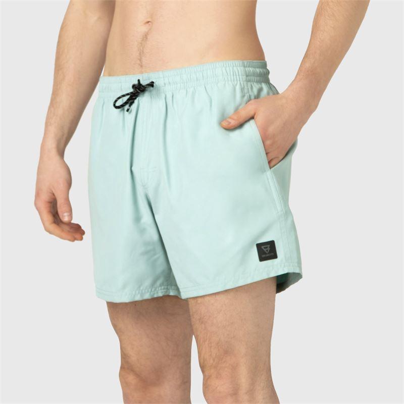 Brunotti Craloo  (blauw) - heren zwemshorts - Brunotti online shop