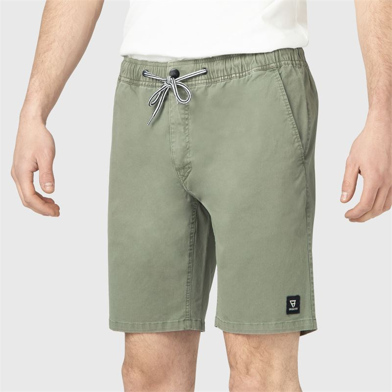 Brunotti Carlos  (green) - men casual shorts - Brunotti online shop