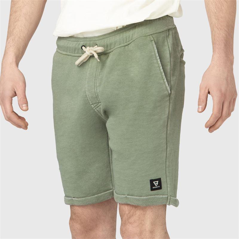 Brunotti Salvino  (groen) - heren casual shorts - Brunotti online shop
