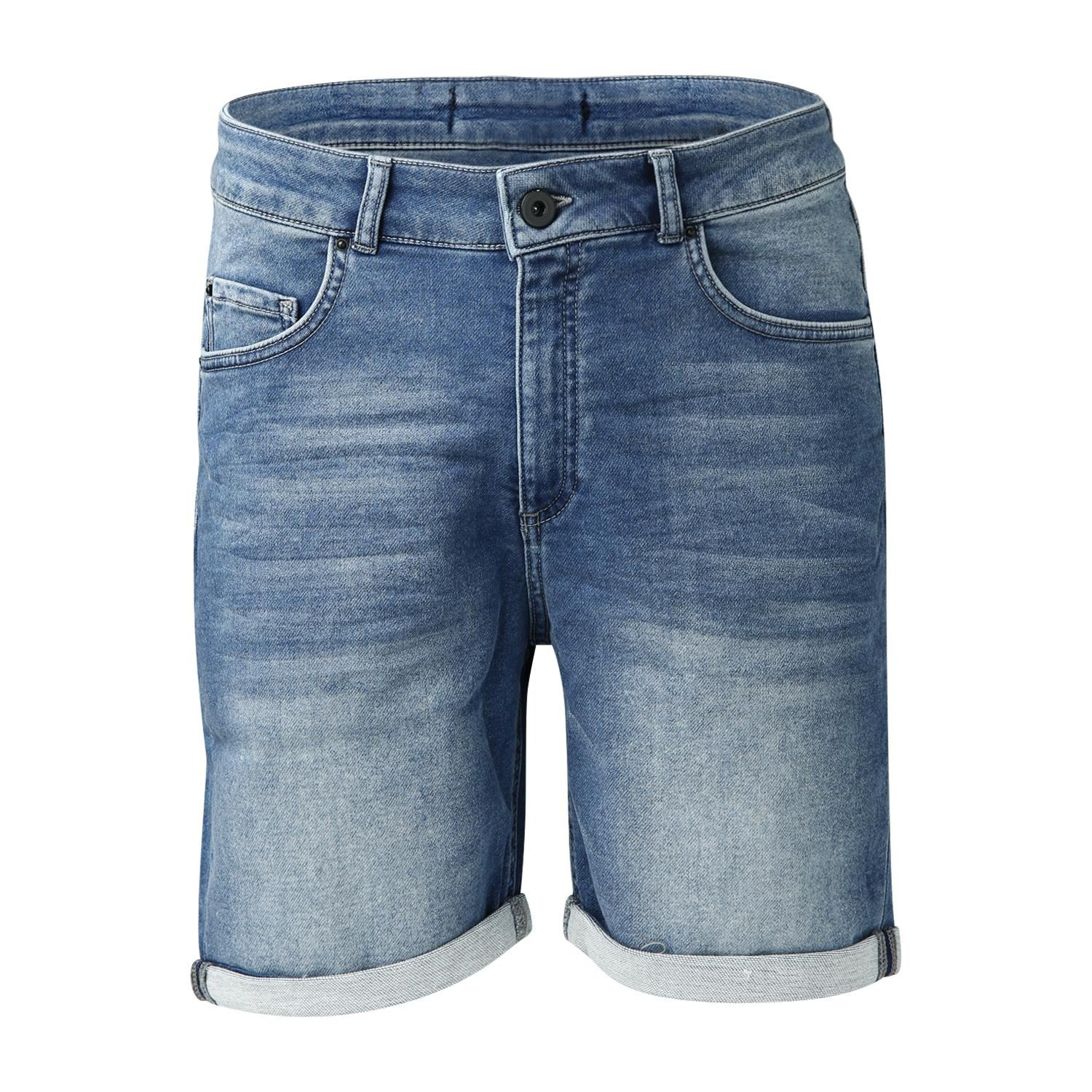 Brunotti Hangtime  (blue) - men casual shorts - Brunotti online shop