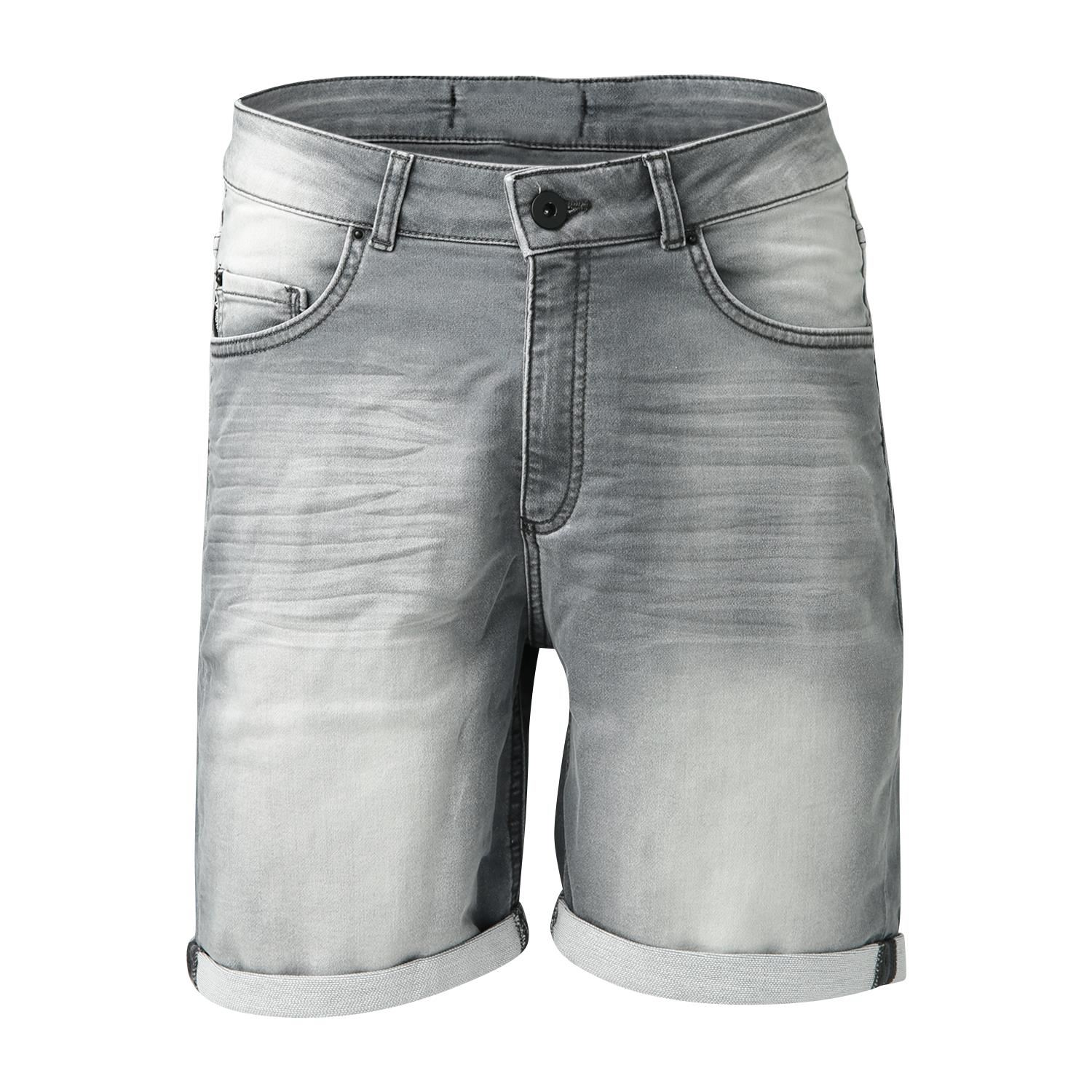 Brunotti Hangtime  (zwart) - heren casual shorts - Brunotti online shop