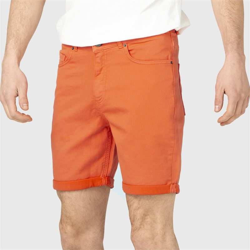 Brunotti Hangtime-CL  (oranje) - heren casual shorts - Brunotti online shop