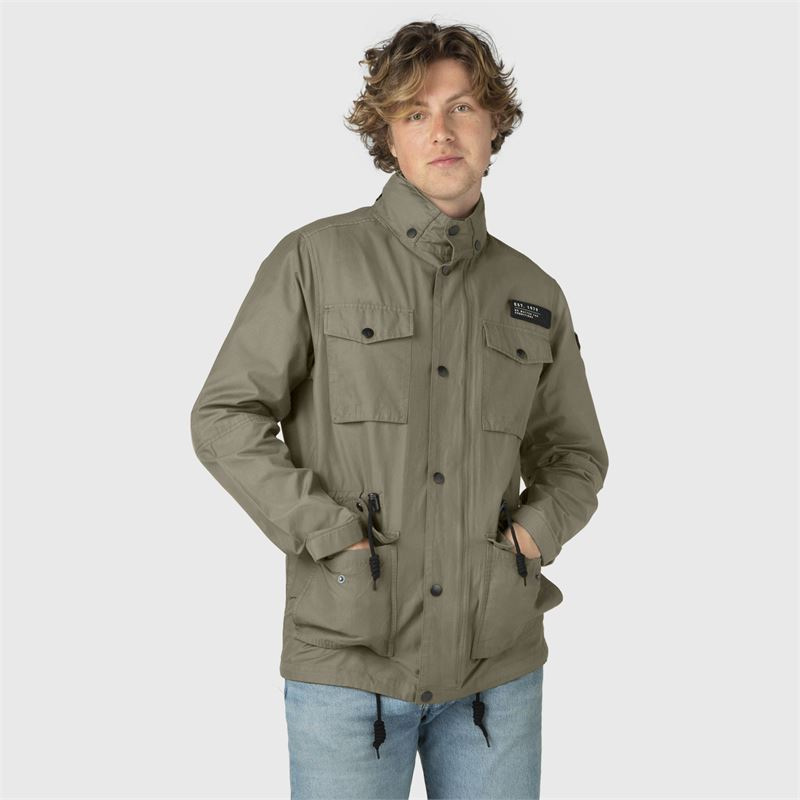 Brunotti Leonel  (green) - men casual jackets - Brunotti online shop