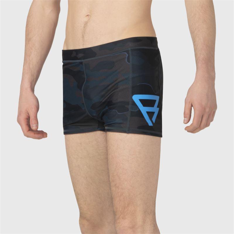 Brunotti Berkley-AO  (blue) - men swimshorts - Brunotti online shop