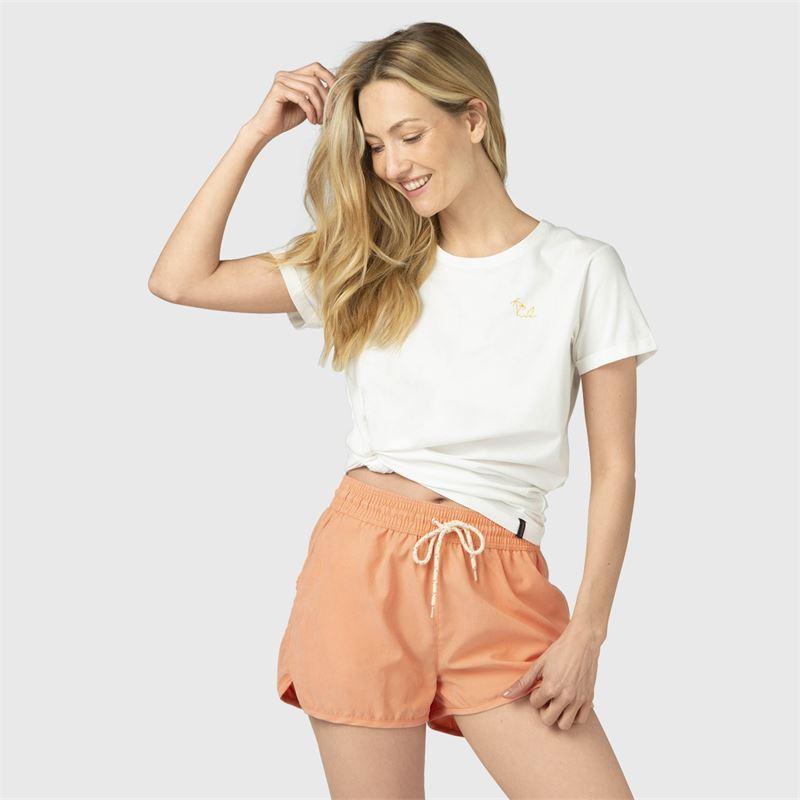 Brunotti Oulinas  (wit) - dames t-shirts & topjes - Brunotti online shop