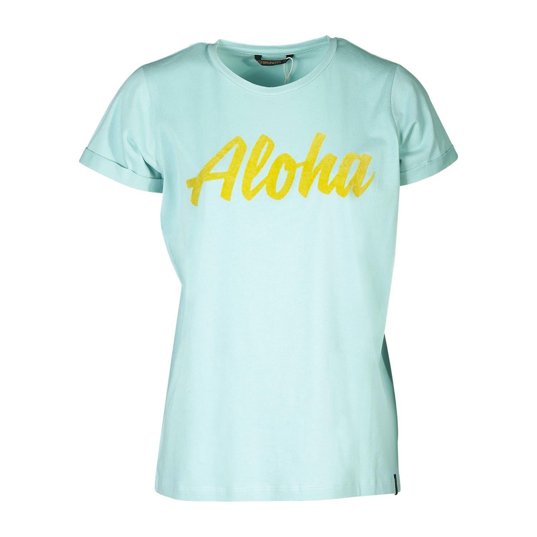 Brunotti Oulinas  (blue) - women t-shirts & tops - Brunotti online shop