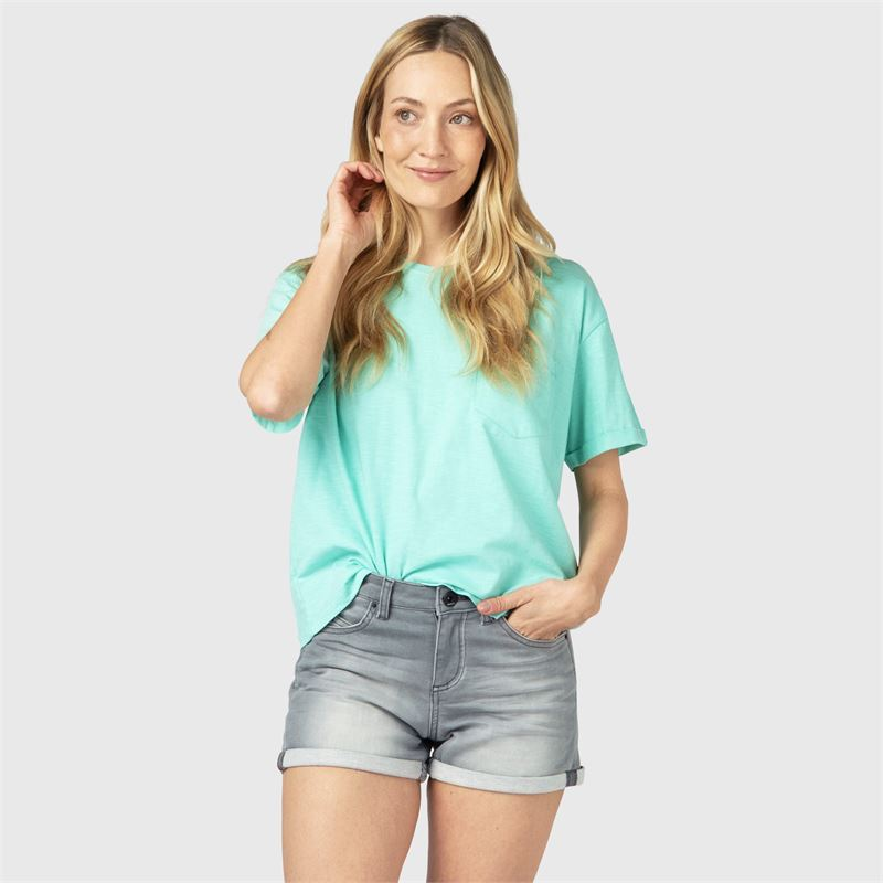 Brunotti Katia  (blue) - women t-shirts & tops - Brunotti online shop