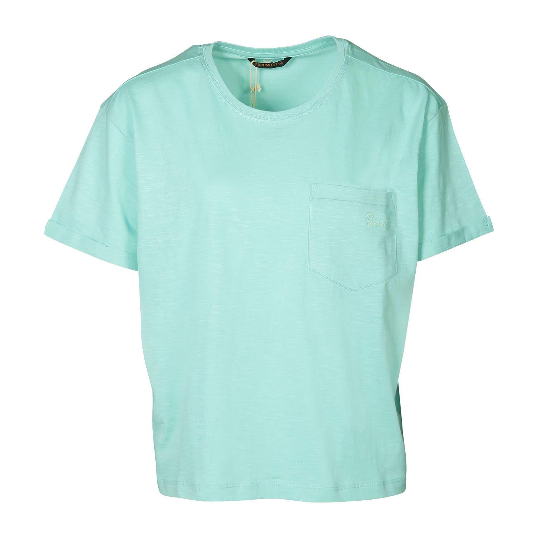 Brunotti Katia  (blauw) - dames t-shirts & topjes - Brunotti online shop