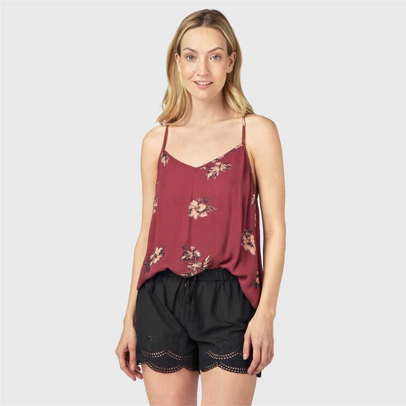 Brunotti Gomba  (oranje) - dames t-shirts & topjes - Brunotti online shop