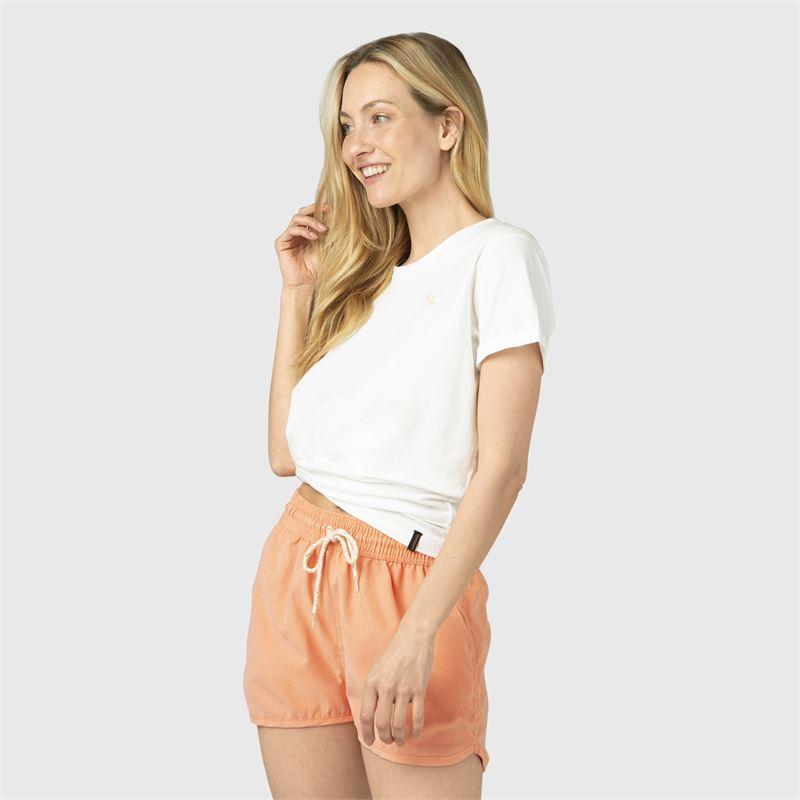 Brunotti Turvi  (oranje) - dames casual shorts - Brunotti online shop