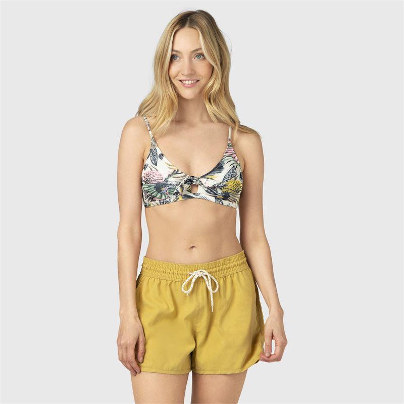 Brunotti Turvi  (geel) - dames casual shorts - Brunotti online shop