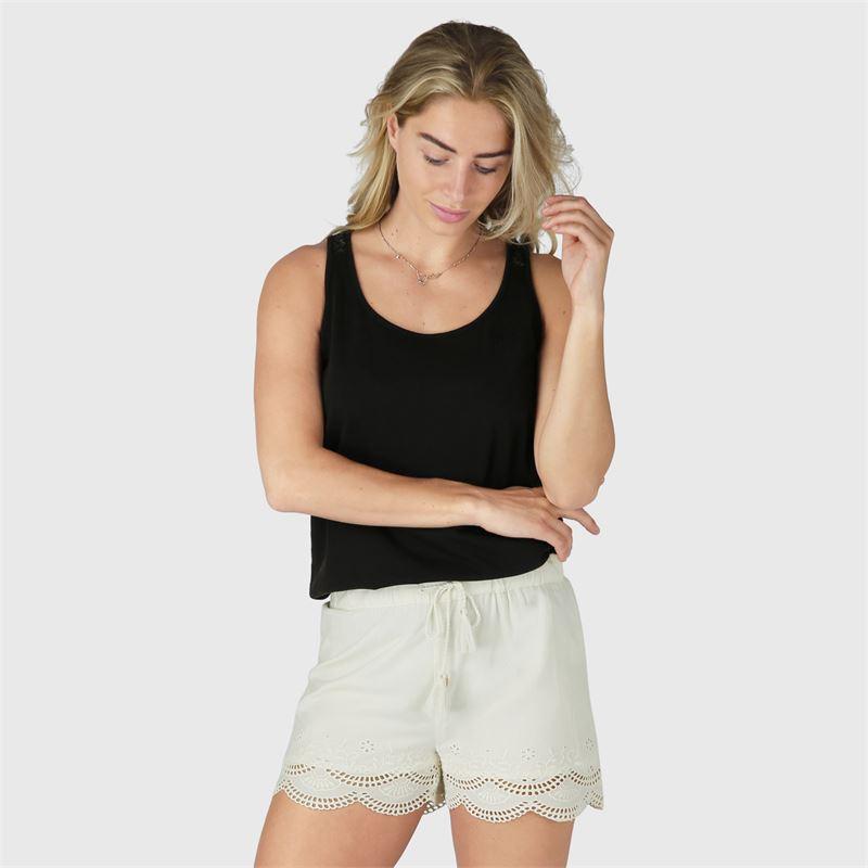 Brunotti Posey  (wit) - dames casual shorts - Brunotti online shop