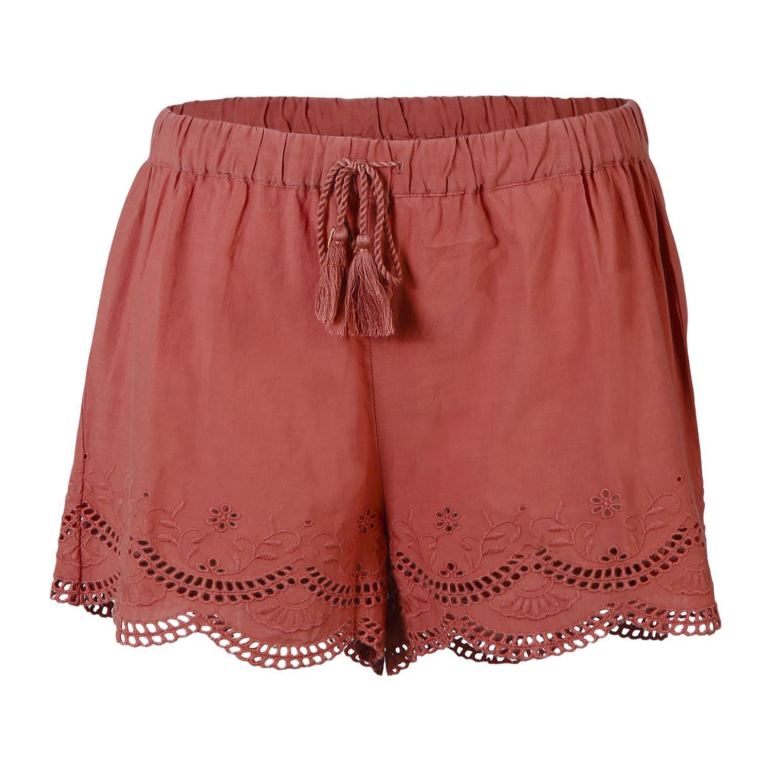 Brunotti Posey  (orange) - women casual shorts - Brunotti online shop