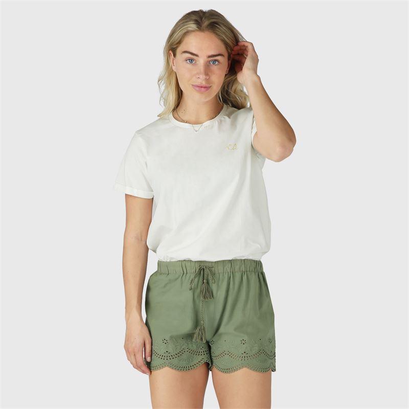 Brunotti Posey  (groen) - dames casual shorts - Brunotti online shop