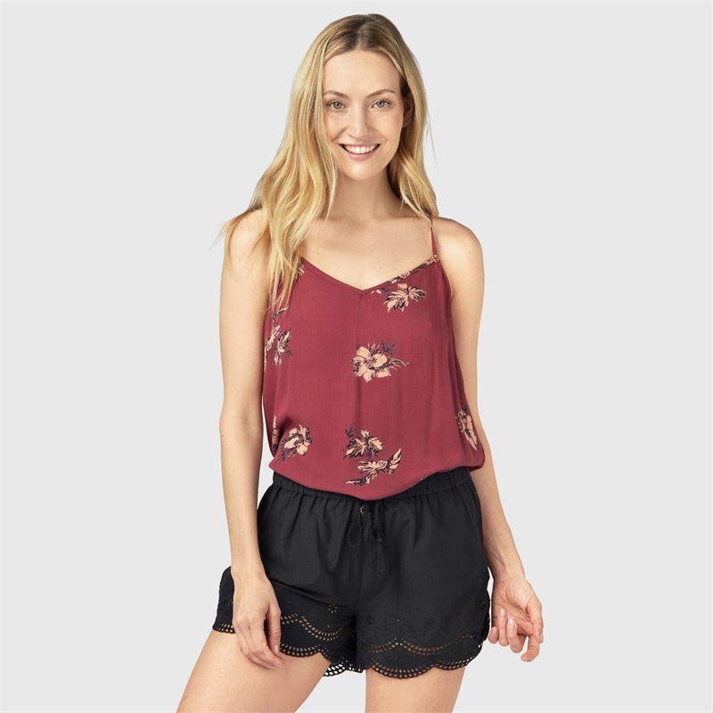 Brunotti Posey-Palm  (schwarz) - damen casual shorts - Brunotti online shop