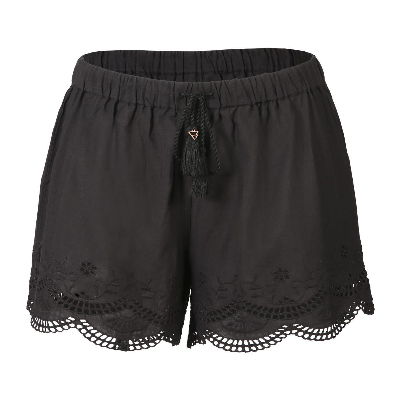 Brunotti Posey-Palm  (black) - women casual shorts - Brunotti online shop