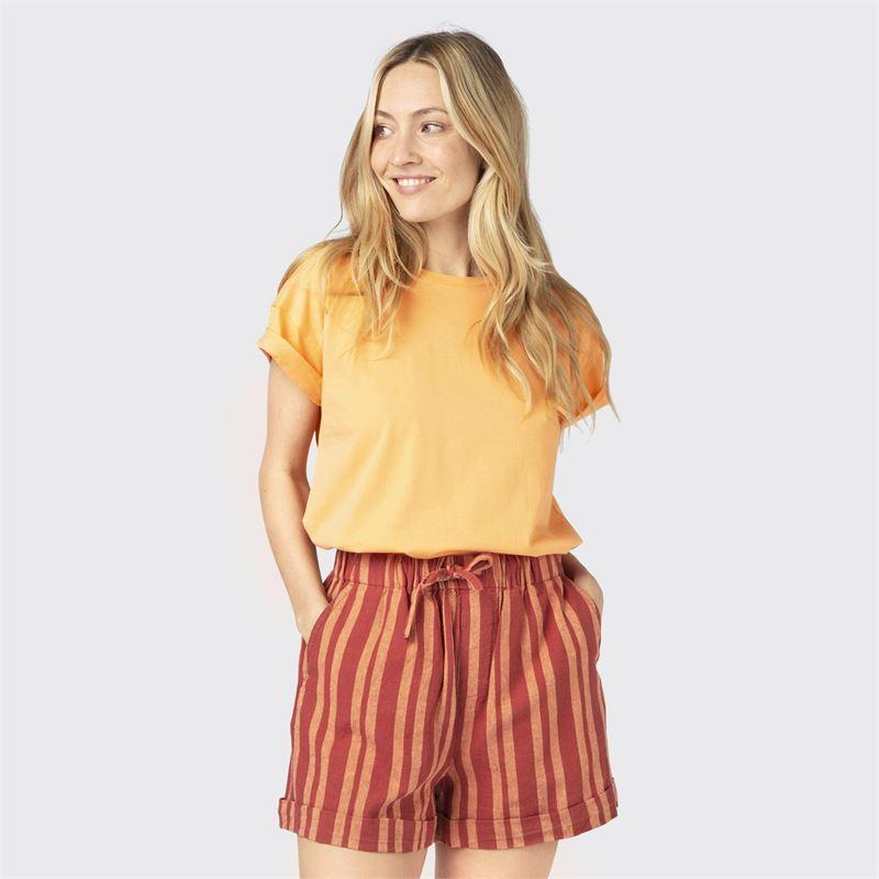 Brunotti Anbu  (oranje) - dames casual shorts - Brunotti online shop