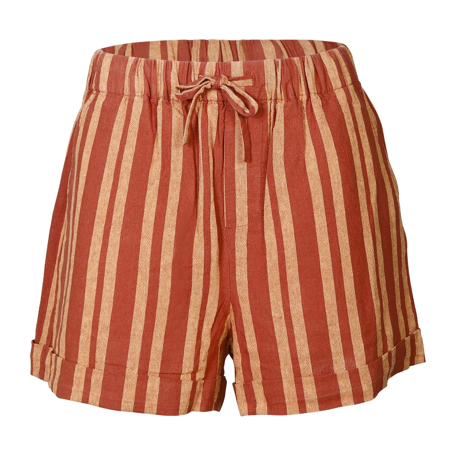 Brunotti Anbu  (orange) - women casual shorts - Brunotti online shop