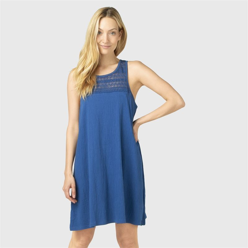 Brunotti Palka  (blue) - women dresses & skirts - Brunotti online shop