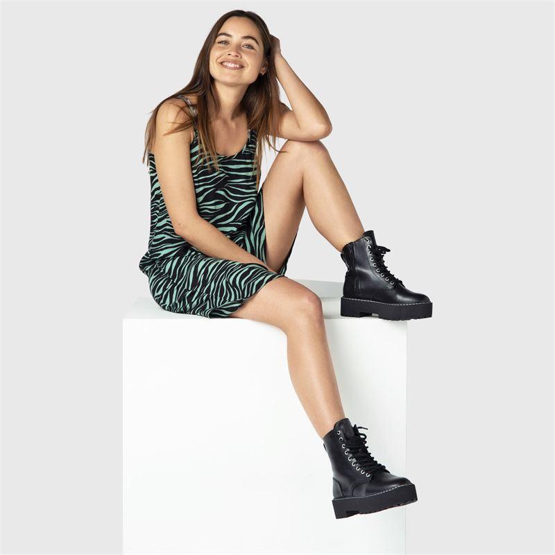 Brunotti Julia  (blauw) - dames jurken & rokken - Brunotti online shop