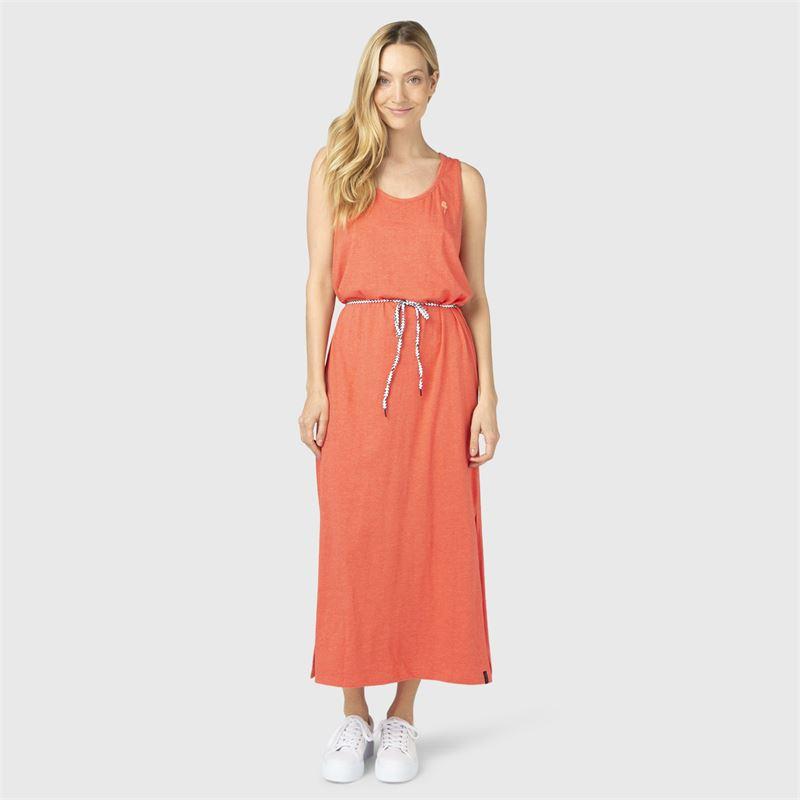 Brunotti Miwa  (oranje) - dames jurken & rokken - Brunotti online shop