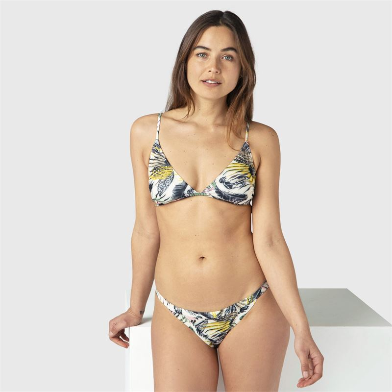 Brunotti Lollypoppy-AO  (wit) - dames bikini's - Brunotti online shop