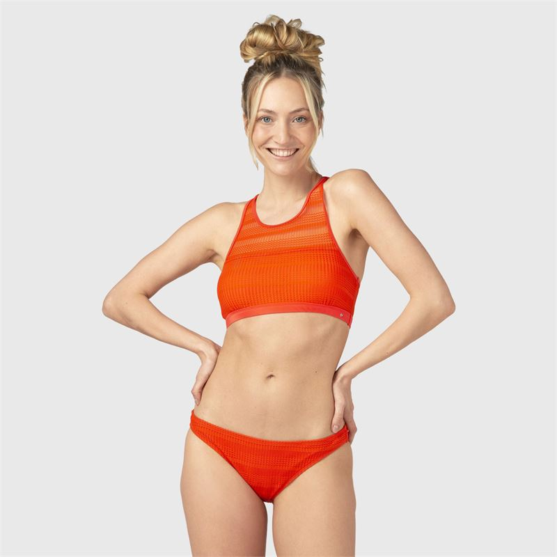 Brunotti Elena  (orange) - damen bikinis - Brunotti online shop