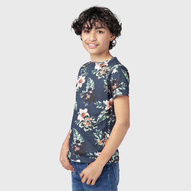 Brunotti Jason-AO-JR  (black) - boys t-shirts & polos - Brunotti online shop