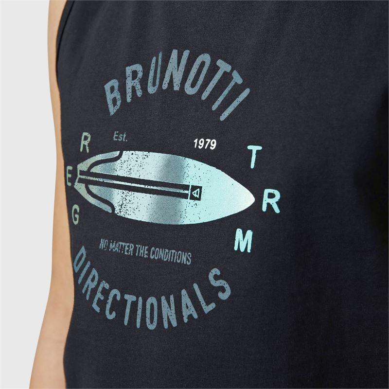 Brunotti Jordan-JR  (black) - boys t-shirts & polos - Brunotti online shop