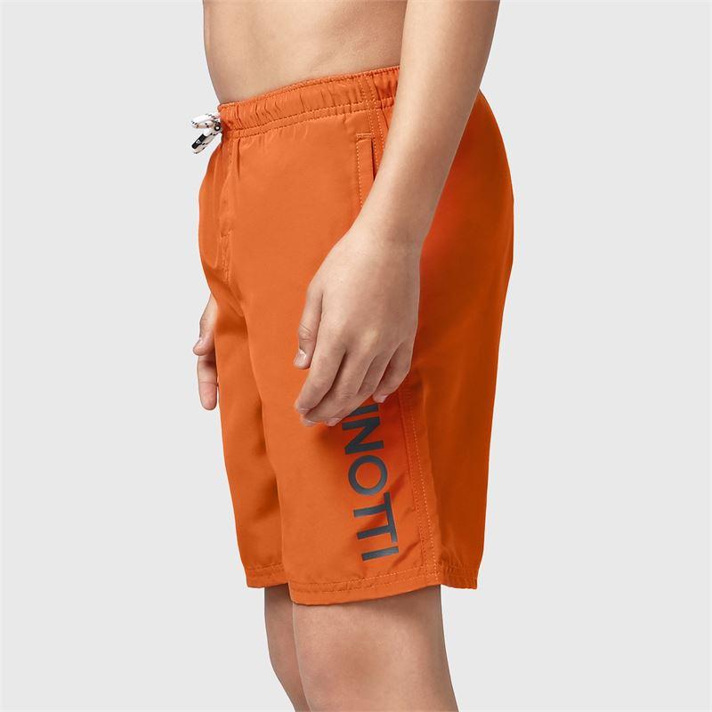 Brunotti Hester-JR  (orange) - boys swimshorts - Brunotti online shop